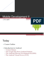 Android Lesson 01