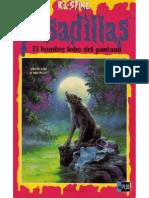 R.L Stine- El Hombre Lobo Del Pantano