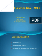 National Science Day-2014 by Santosh Takale