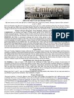 Jumaa Prayer Bulletin 28 February 2014.pdf