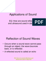 2 5 Applications of Sound