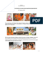 Sri Bharati Tirtha Vidyarthi Vilasaha Inauguration 10th Feb 2014