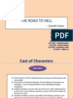 Group 2 - Road to Hell Final
