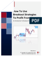How to Use Breakout Strategies to Profit From Forex