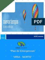 1Proyecto Capacitaciones_ Concar -Plan de Emergencia IIRSA NORTE