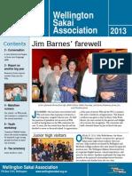 WSA Magazine 2013 - Low Resolution