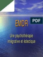EMDR une psychothérapie