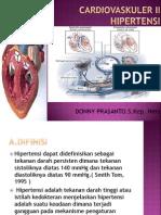Cardiovaskuler II Ppt Hipertensi