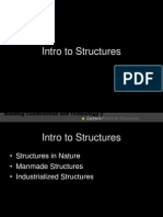 Structure and Construction Materials
