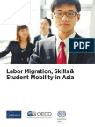 Labor Migration, Skills, and Student Mobility in Asia