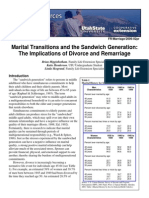 FR_Marriage_2006-02_Marital Transitions and the Sandwich Generation