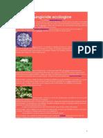 Fungicide Ecologice