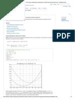 Global Optimization Toolbox - Performing a Multiobjective Optimization Using the Genetic Algorithm Demo - MathWorks Italia