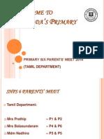 shps p6 parents meet 2014