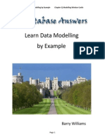 Chapter 1 Data Modelling at Windsor Castle