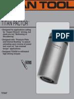 Titan Pactor