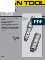 Titan RCD Series Unthreaded Stub Driver