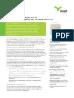 WTM 3200 - ETSI Datasheet (Jan2014)