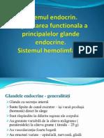 Curs AMG 13 - Sistem Endocrin Hemolimfatic