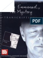 Tommy Emmanuel - The Mystery Transcriptions