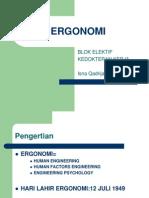 Ergonomi Fk 2012