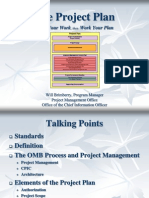 The Project Plan Plan Your Work Then Work Your Plan Ppt1615
