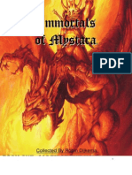 Immortals of Mystara