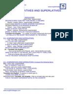 6.1.- - Comparativos y Superlativos - Respuestas