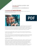 Interesante Articulo Sobre CONTROL de POZOS Y BOP