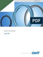 Simrit - Seals for Fluid Power (Pneumatics - Catalog 2007)