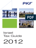 Israel Tax Guide