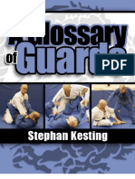 bjj Stepghan kesting - A Glossary of Guards
