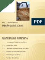 Aula 1 Introdução à mecânica de solos alunos