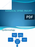 CERVICAL SPINE INJURY.pptx
