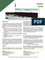 SolarWall Case Study - Boeing (solar air heater system)