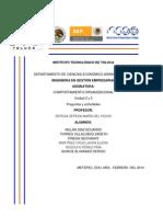 Unidad 2 y 3 Comport. Organizacional Imprimir