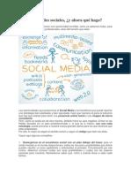 perfiles sociales