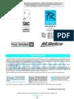 Manual Meriva 2012