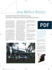 """Metal Architecture (March 2007) - """"Harnessing Mother Nature"""" (SolarWall solar air heating system featured)"""