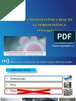 Alberto Tejera - Utilidad Clínica Real de la Morfocinética - II Simposio Reproducción Asistida Quirón