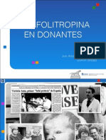 Jon Ander Agirregoikoa - Corifolitropina en Donantes - II Simposio Reproducción Asistida Quirón
