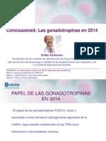 Koldo Carbonero - Conclusiones. La estimulación ovárica - II Simposio Reproducción Asistida Quirón