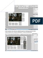 Double Page Spread Screenshot