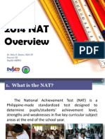 2014 NAT Presentation-Dr. Benito