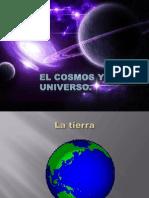 El Cosmos y El Universo- Valery Bueno y Stevan Paruma