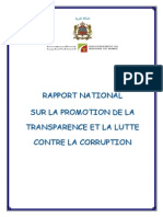 Rapport National de Lutte Contre La Corruption-VersionFrancaise