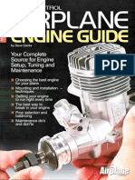 Radio Control Airplane Engine Guide