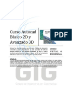 Cotizacic3b3n Clases Autocad Basico y Avanzado