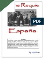 Sine Requie RPG - Spagna Perduta