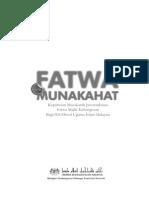 Fatwa Munakahat 2013